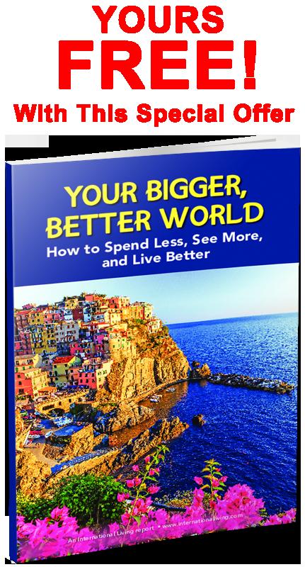 Your Bigger, Better World